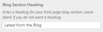 fp blog section heading setting
