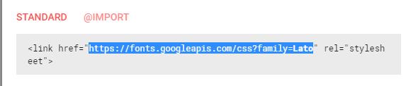 google font4b