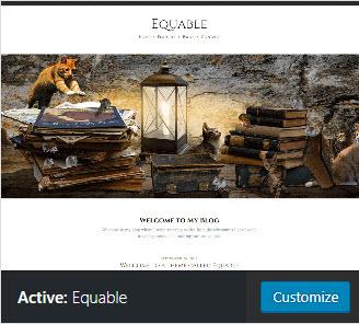 equable active theme