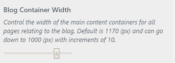 equable blog width setting