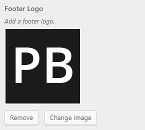 pureblog footer logo uploaded