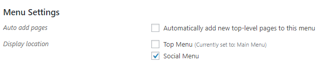 matin social menu location
