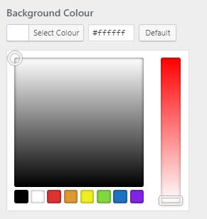 devise colour setting