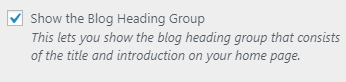 equable blog show heading group