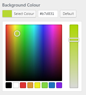 bts colour selector