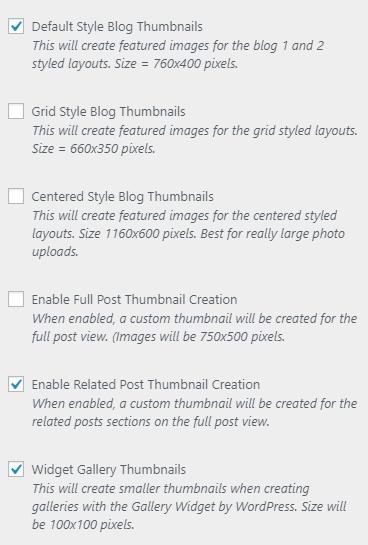 bw thumbnails settings