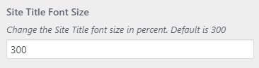 mp font size setting
