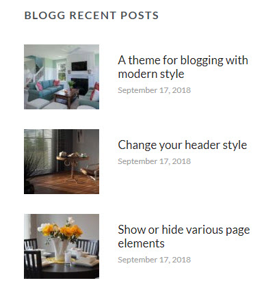 blogg-pro-recent-posts