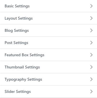 blogg-theme-options