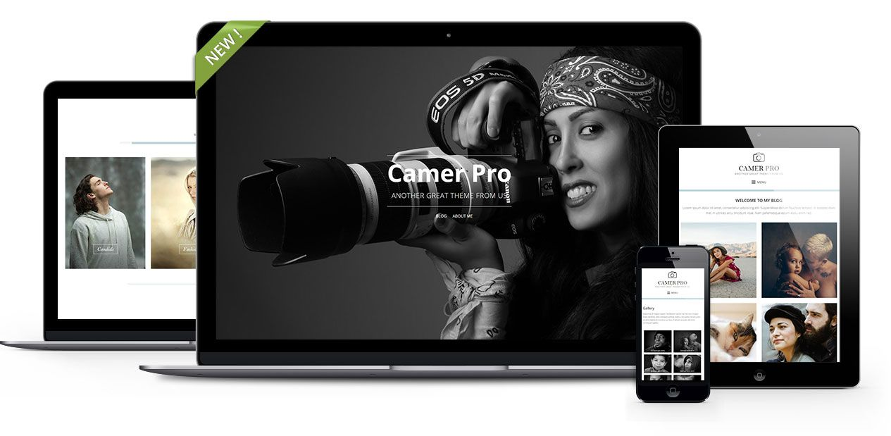 frontpage camer pro