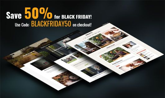 Black Friday theme special