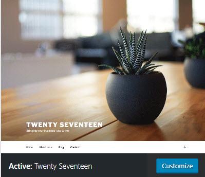 Active Theme