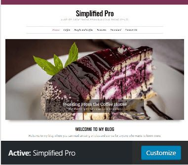 Simplified Pro Active