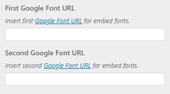 Simplified Pro Add Google Fonts