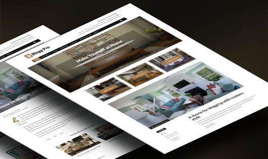 New Blogg Pro